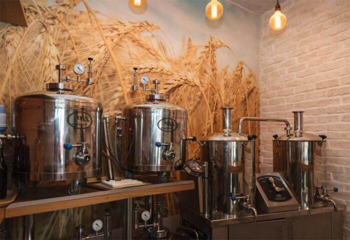 пивоварня как бизнес