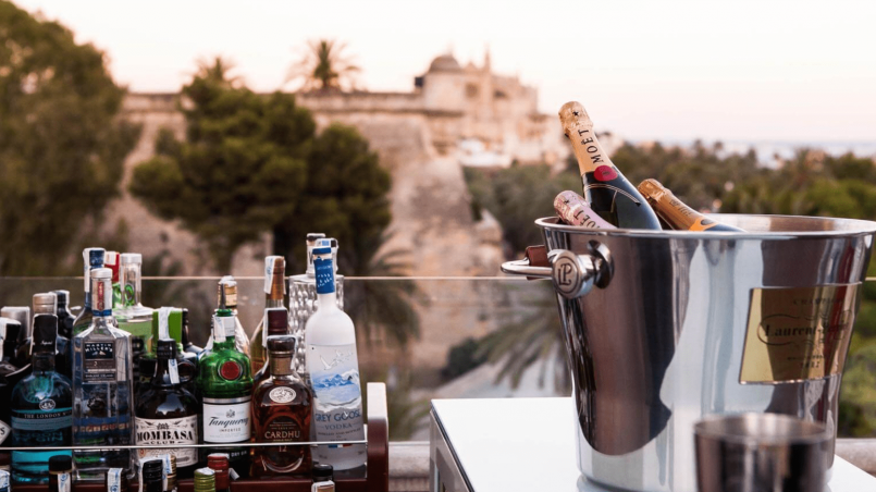 Алкоголь на курортах all inclusive