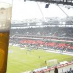 Продажа алкоголя на футбольных матчах