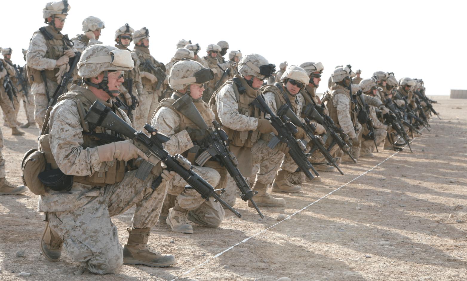Военные силы США