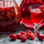 наливка из малины на водке рецепт