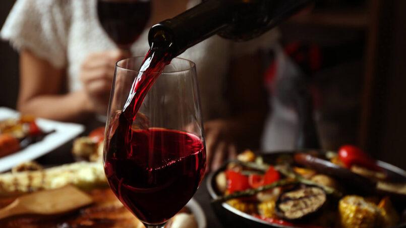 как выбрать вино красное полусладкое